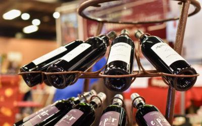 Calendrier des Salons du Vin Vinomedia fin 2018