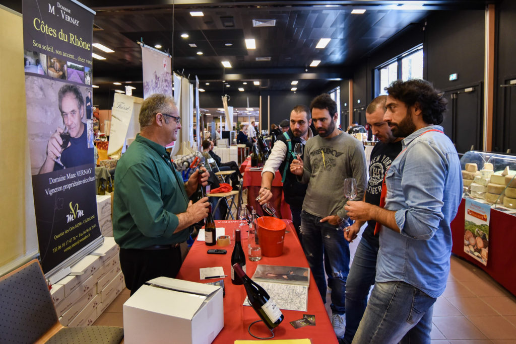 acheter du vin directement auprès de producteurs