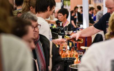 Dates des salons du vin Vinomedia sur le second semestre 2020