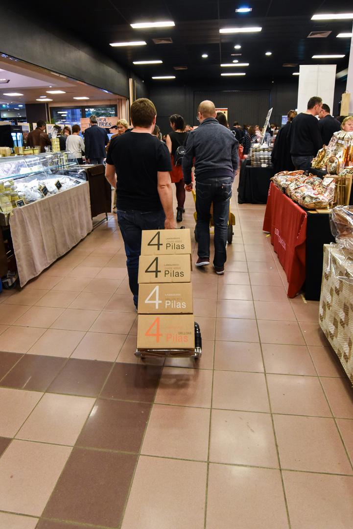salon du vin vinomedia villeurbanne 2018