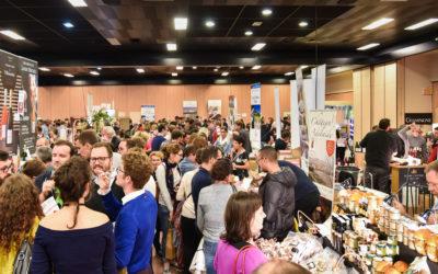 Vignerons indépendants à Lyon sur le Salon Vinomedia