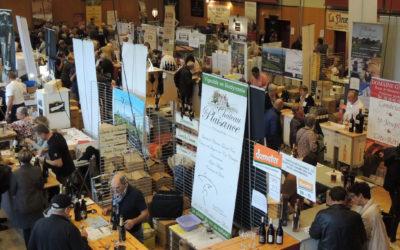 Salons Vinomedia : dates des salons du vin fin 2019